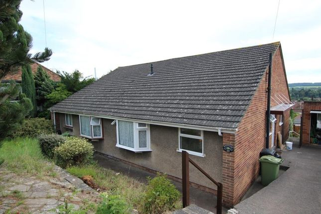Thumbnail Bungalow to rent in Clifford Gardens, Bristol