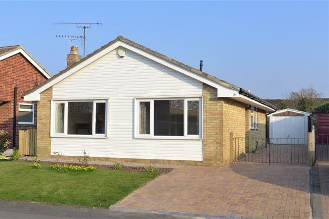 Thumbnail Detached bungalow for sale in Sandy Lane, Ripon