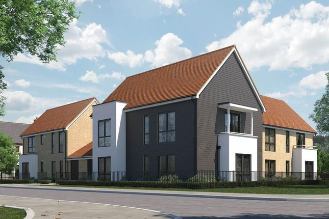 Thumbnail Flat for sale in Greensands, Wantage