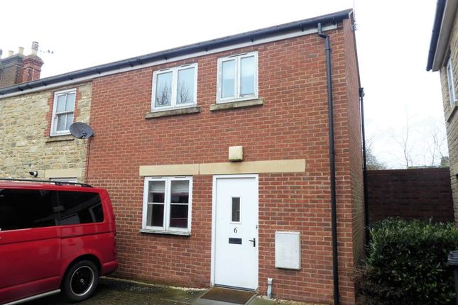 Thumbnail End terrace house for sale in Ermin Mews, Stratton St. Margaret, Swindon