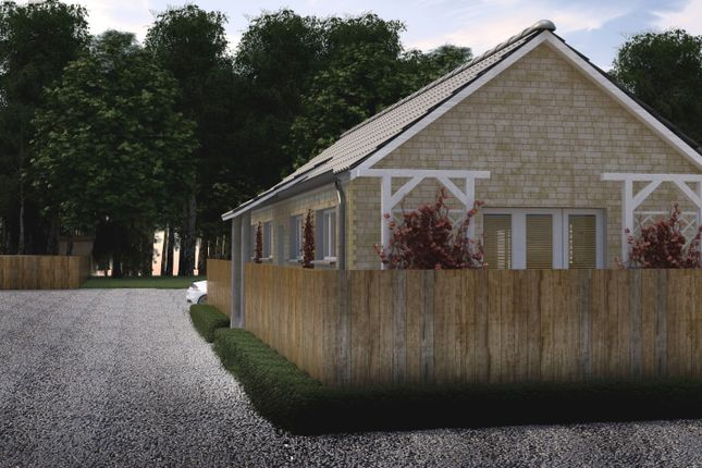 Thumbnail Detached bungalow for sale in Greenacre House, Trowbridge, Wiltshire