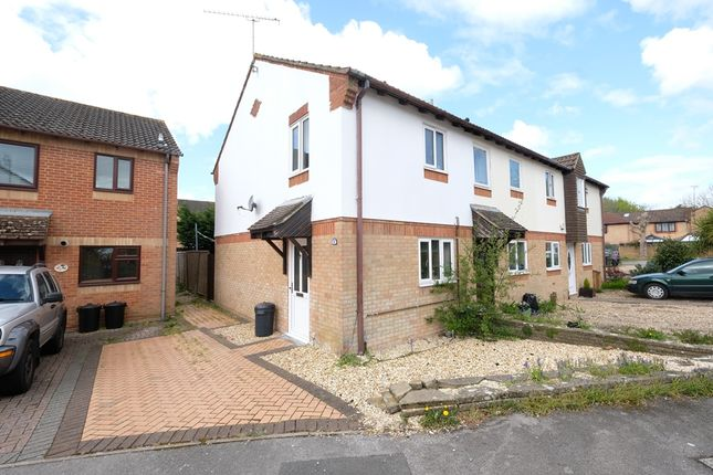 2 bed end terrace house for sale in Tides Way, Marchwood SO40