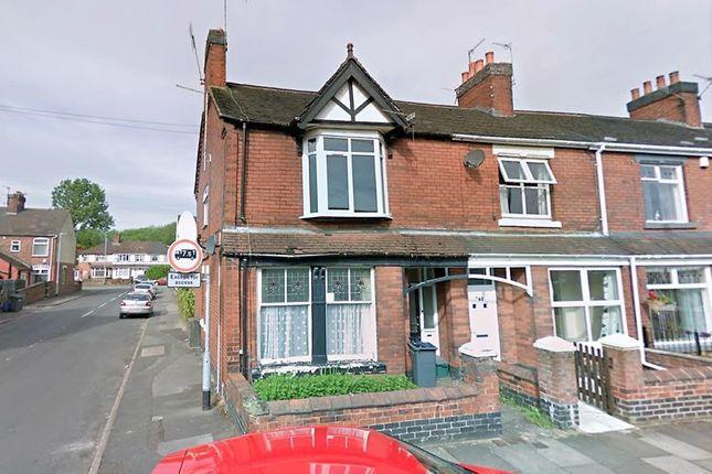 1 bed flat for sale in Flat 1, 62 Scott Lidgett Road, Stoke-On-Trent, Staffordshire ST6