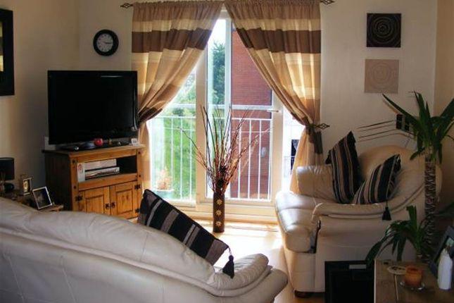 Lounge of Lancashire Court, Burslem, Stoke On Trent, Staffordshire ST6