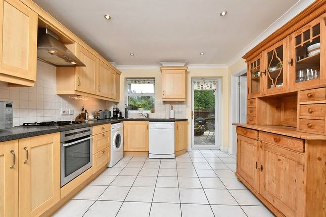 Thumbnail Terraced house for sale in Edreds Court, Calne
