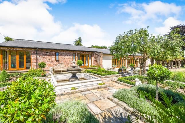 Thumbnail Detached house for sale in Hall Lane, Bold, St. Helens, Merseyside