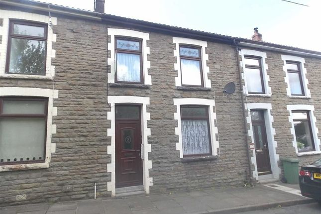 Thumbnail Property to rent in Railway View, Williamstown, Tonypandy