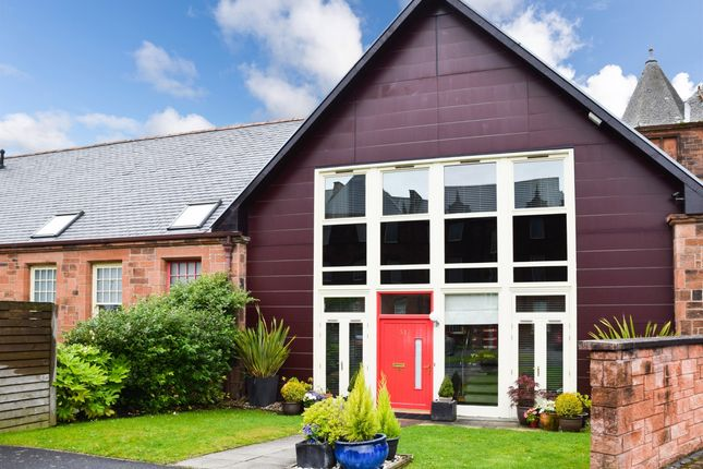 Thumbnail End terrace house for sale in Gartloch Way, Gartcosh, Glasgow