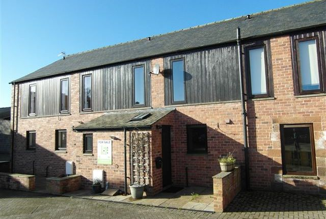 Thumbnail Terraced house for sale in Monkhill Fauld, Burgh-By-Sands