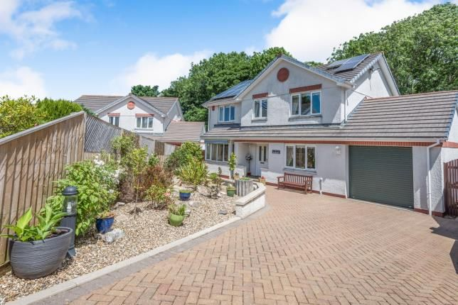 Thumbnail Detached house for sale in West Trewirgie Road, Redruth, Cornwall