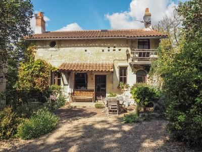 Thumbnail Property for sale in Berrie, Vienne, France