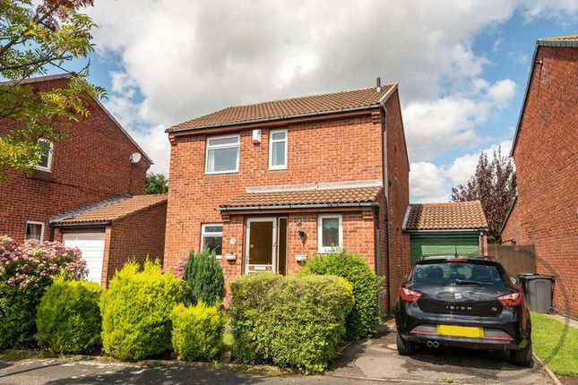 Thumbnail Detached house for sale in Caledonian Way, Darlington