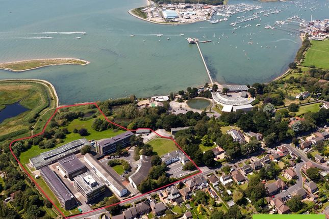 Thumbnail Land for sale in Newtown Road, Warsash