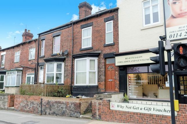 Thumbnail Terraced house for sale in Abbeydale Road, Sheffield, South Yorkshire