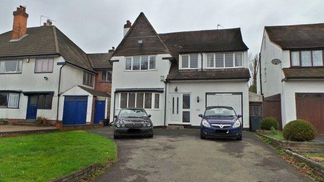 Thumbnail Detached house for sale in Orphanage Road, Erdington, Birmingham