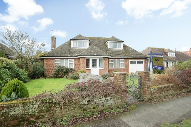 Thumbnail Detached bungalow for sale in Bodenham Road, Folkestone
