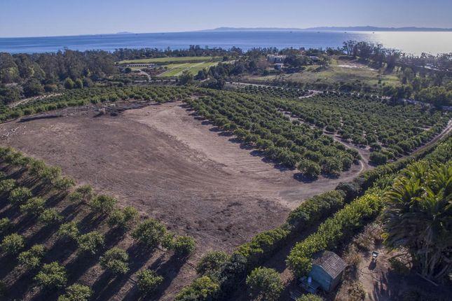 Thumbnail Land for sale in 0000 Vista Oceano Ln, Summerland, Ca, 93067