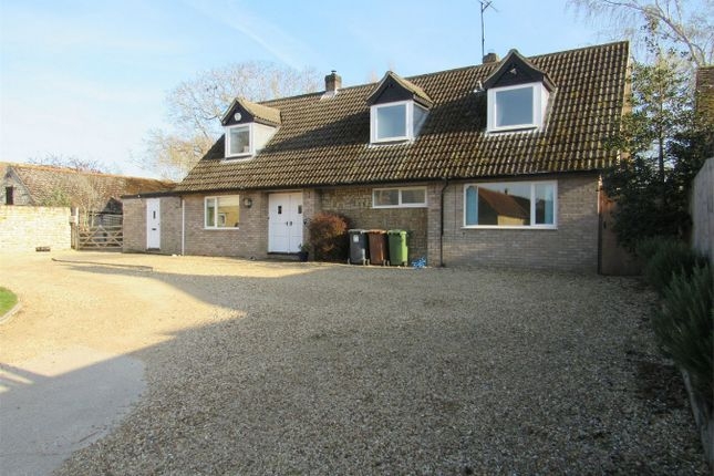 Thumbnail Detached house to rent in Barnack Road, Bainton, Stamford, Lincolnshire
