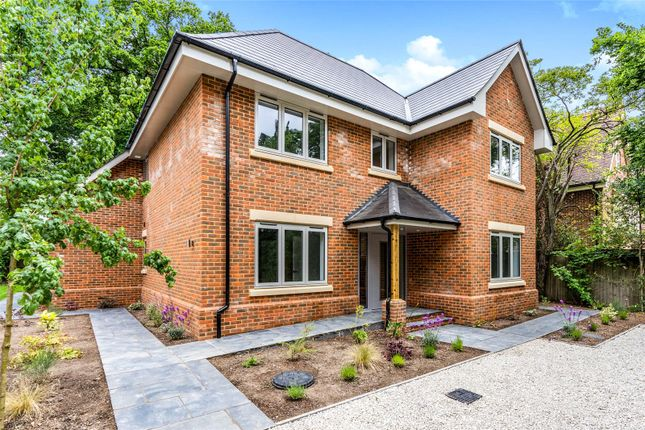 Thumbnail Detached house for sale in Bassett Green Road, Southampton, Hampshire