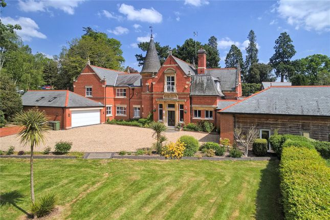 Thumbnail Equestrian property for sale in Impney, Droitwich, Worcestershire