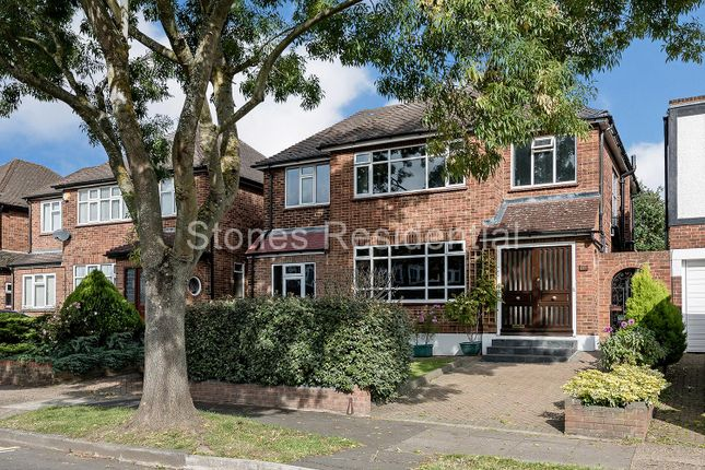 Thumbnail Detached house for sale in Pangbourne Drive, Stanmore