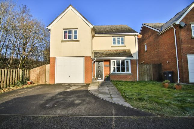 Thumbnail Detached house for sale in Lakeside Way, Nantyglo, Ebbw Vale
