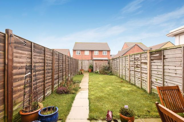 Garden of Hawthorn Place, Didcot OX11
