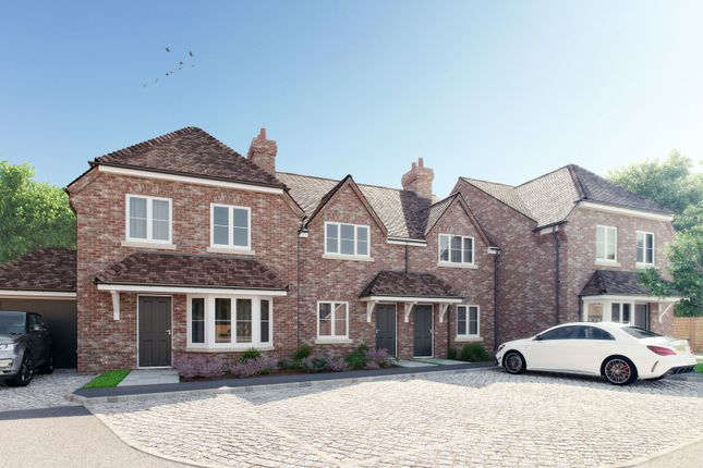 Thumbnail End terrace house for sale in New Street, Waddesdon, Aylesbury