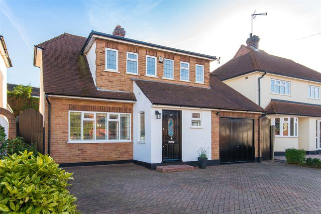 Thumbnail Detached house for sale in Selwood Road, Brentwood, Essex