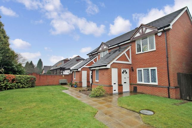 Thumbnail Semi-detached house for sale in Warwick Grange, Solihull
