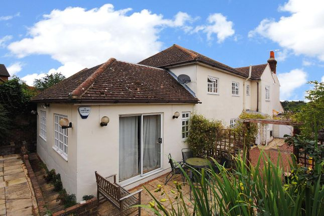 Thumbnail Link-detached house for sale in The Street, Boughton-Under-Blean, Faversham