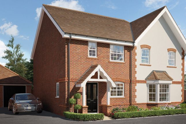Thumbnail Semi-detached house for sale in Forest Chase, Moulsham Lane, Yateley