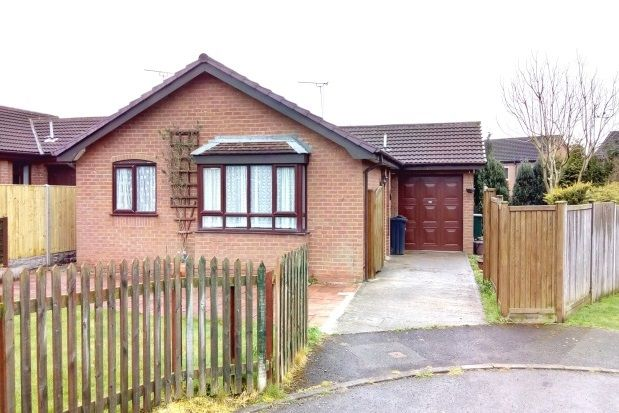 Thumbnail Bungalow to rent in Craithie Road, Vicars Cross, Chester