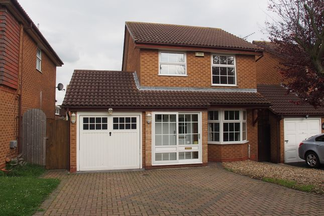 Thumbnail Detached house to rent in Puttney Drive, Sittingbourne