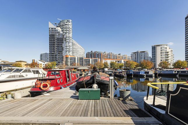 External of Boardwalk Place, Poplar Dock Marina, Poplar E14