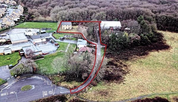 Thumbnail Land for sale in New House Farm, New House Road, Sheepridge, Huddersfield