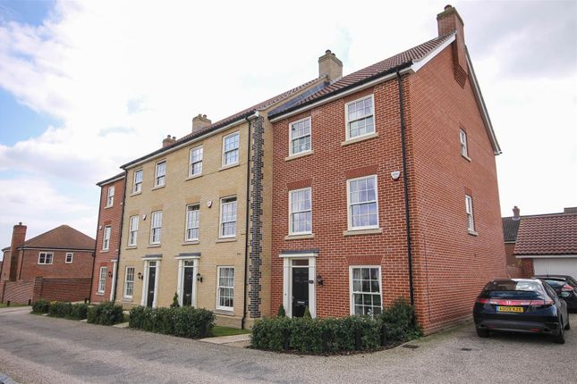 Thumbnail Property for sale in Lord Nelson Drive, New Costessey, Norwich