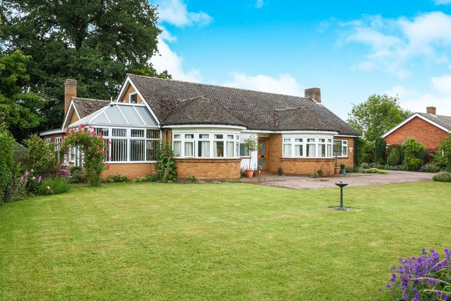 Thumbnail Detached bungalow for sale in Norwich Street, Hingham, Norwich