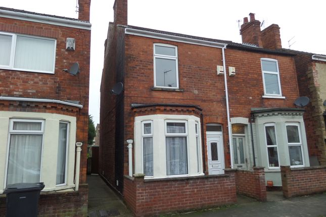 Thumbnail Semi-detached house to rent in Curzon Street, Gainsborough