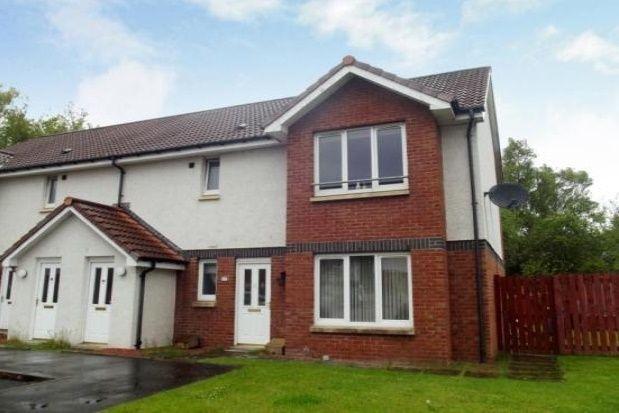Thumbnail Flat to rent in Freeneuk Lane, Cambuslang, Glasgow