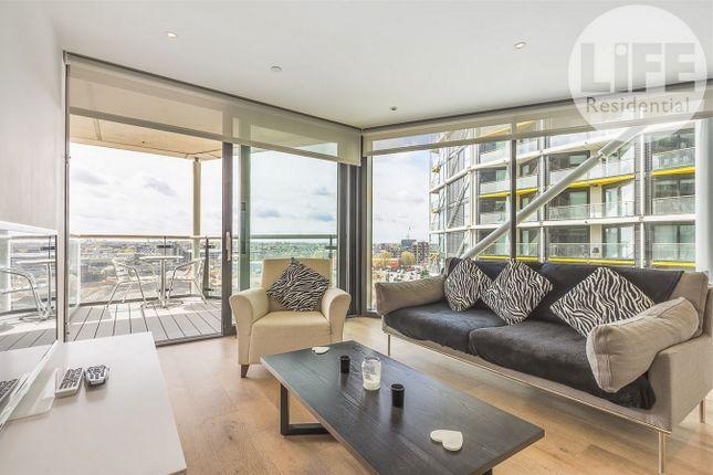 1 bed flat for sale in Two Riverlight Quay, Nine Elms Lane, London