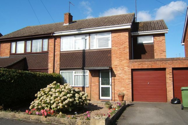Thumbnail Semi-detached house for sale in Pine Bank, Bishops Cleeve, Cheltenham