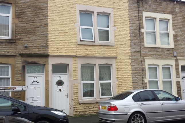 Thumbnail Terraced house to rent in Hampton Road, Morecambe