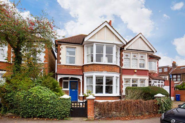 Thumbnail Semi-detached house for sale in Belgrave Road, London