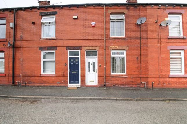 2 bed terraced house for sale in Broomhey Terrace, Ince, Wigan WN1