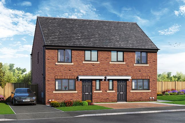"""Property for sale in """"The Caddington"""" at Close Street, Hemsworth, Pontefract"""