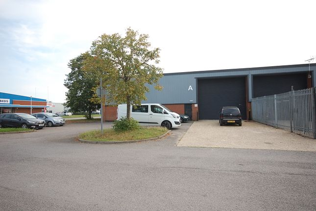 Thumbnail Warehouse to let in Hambridge Road Industrial Estate, Newbury