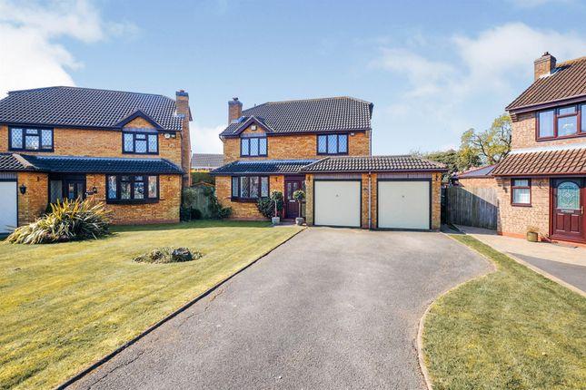 Thumbnail Detached house for sale in Castle Crescent, Birmingham