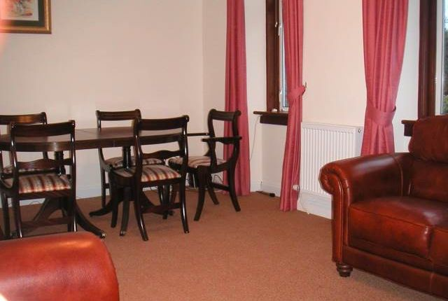 Dining Area of Glamis Drive, Dundee DD2