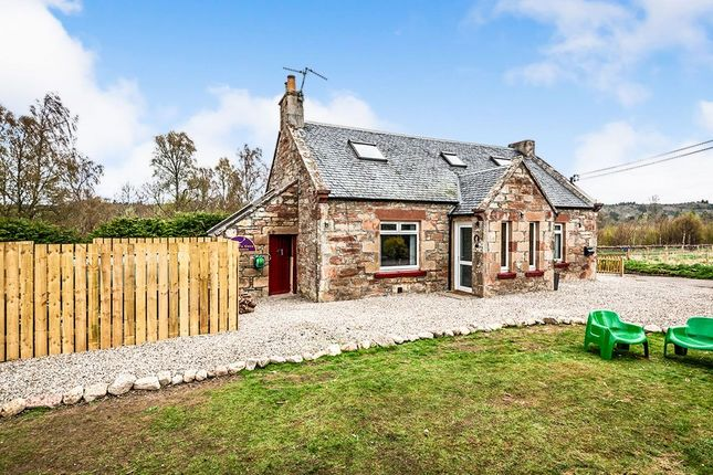 Thumbnail Detached house for sale in Burnfarm Cottages, Killen, Avoch